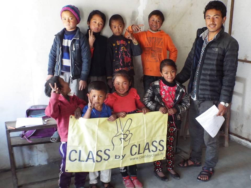 Škola u srcu Himalaje